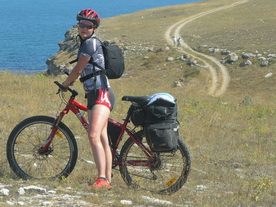 Отдых на горном велосипеде